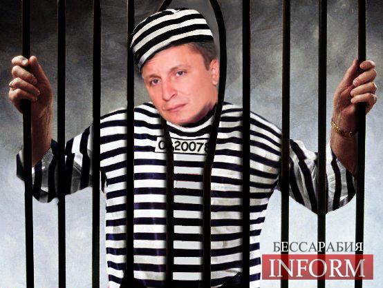 Задержан мэр Болграда!