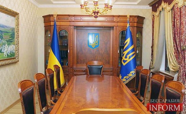Януковичу сделали офис в Межигорье
