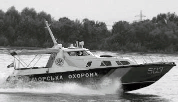 Дунай - река пограничная