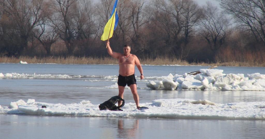 Заплыв в честь 8 марта! (обновлено)