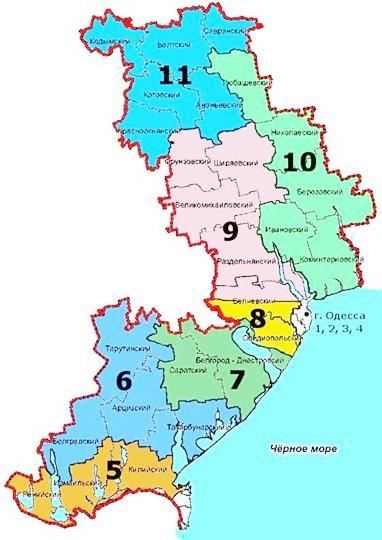 На повестке – разграничение избирательных округов