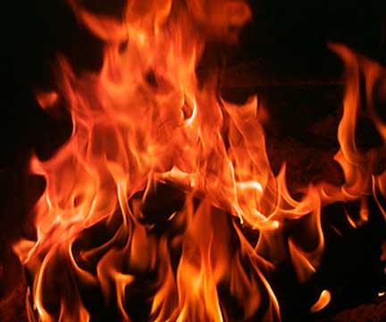 Пожар В Б.-Днестровском районе на месте пожара нашли погибшую женщину