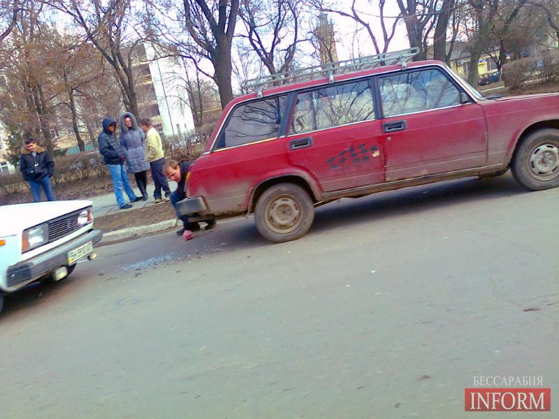 """ДТП: в Измаил съехались """"четверки"""" (Фото)"""