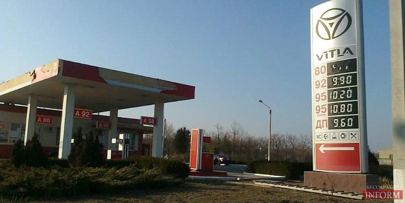 Цены на бензин опять поползли в верх!