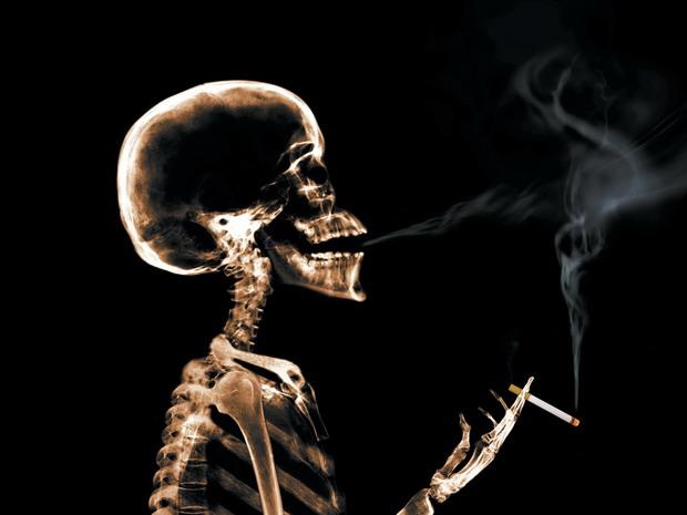 В Бессарабии запретили курение в общественных местах