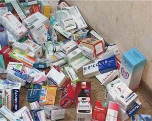 Болград: Нашлись похищеные медикаменты на 80 тыс.