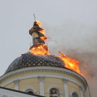 Болград: на восстановление святыни выделено 1,5 миллионов гривен