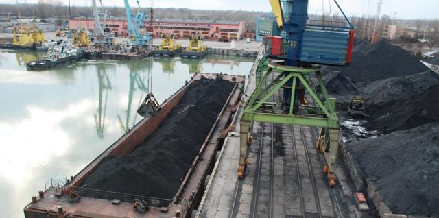 Грузооборот Белгород-Днестровского морского порта за 11 месяцев