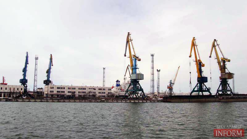 Рени: проблемы вокруг порта продолжаются