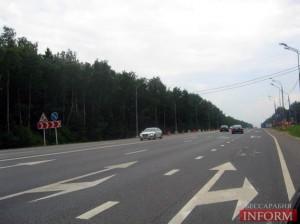 Одесса-Рени - трасса международного значения
