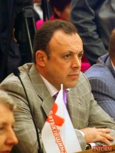 Глава одесской городской организации ВО «Батьківщина» вышел из партии