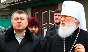 Митрополит Агафангел в Болграде призвал мирян: «Не слушайте никаких пустобрехов»