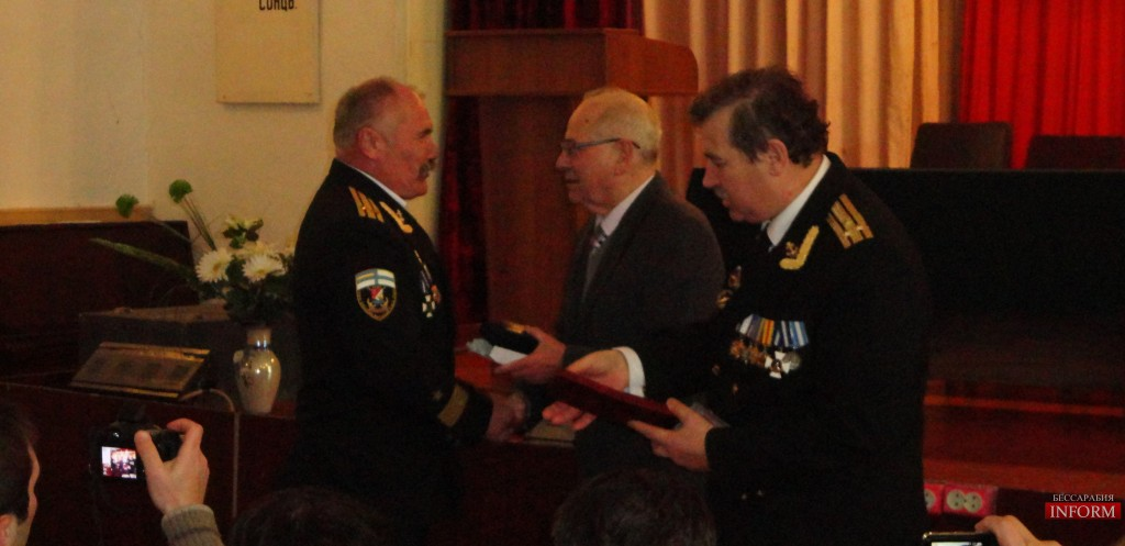 Юрий Соловьев стал «Почетным ветераном Украины»