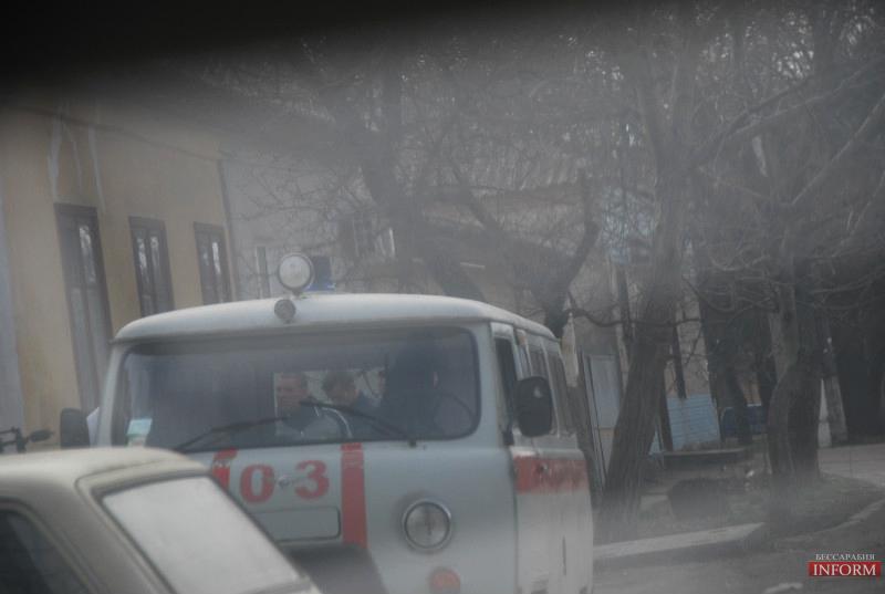 В Измаиле можно заказать перевозку грузов по телефону 103..?