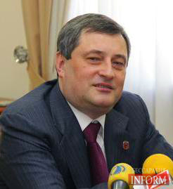 "Матвийчук: ""Миллиард гривен для области, ноль - для трасы Одесса-Рени"""