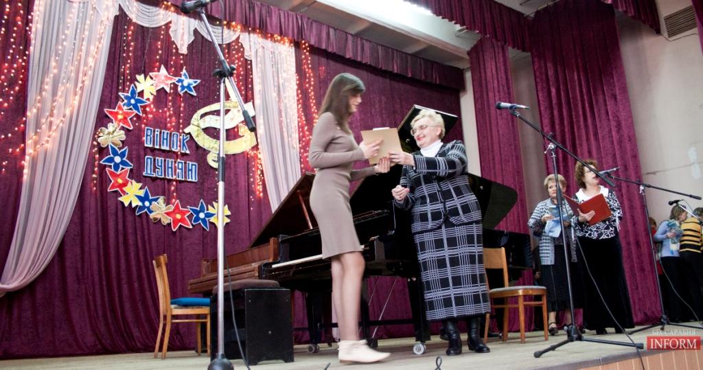 В Измаиле прошел детский музыкальный фестиваль «Венок Дуная»