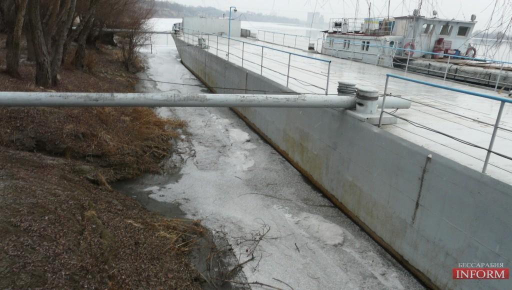 Дунай подтоплением не грозит