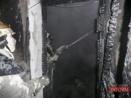 Овидиопольский район: в результате пожара погибли трое детей
