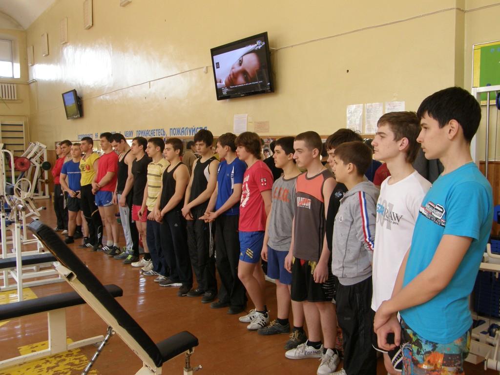 Измаил: состоялся турнир по силовому многоборью среди призывников