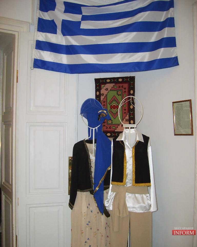 История греческой диаспоры Измаила