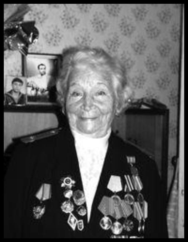 Ушла из жизни Сыромятникова Анна Семеновна - почетный гражданин Измаила