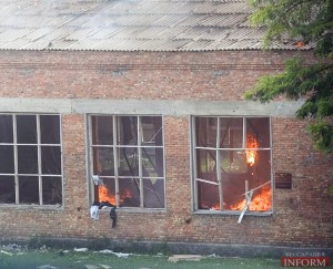 Измаильский район: почему сгорел спортзал в пгт Суворова? Вопрос к В.Боделану.