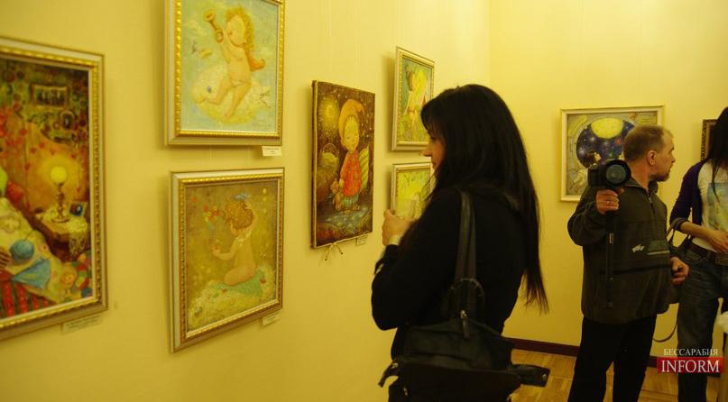 Творческий успех: Выставка Кати Дудник в Москве