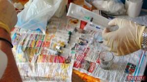 В Измаильском районе задержан очередной наркоторговец