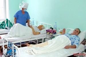 В Килийской больнице водников дали тепло