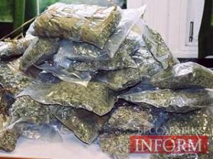 В Одесской области выявленно 145 наркопреступлений