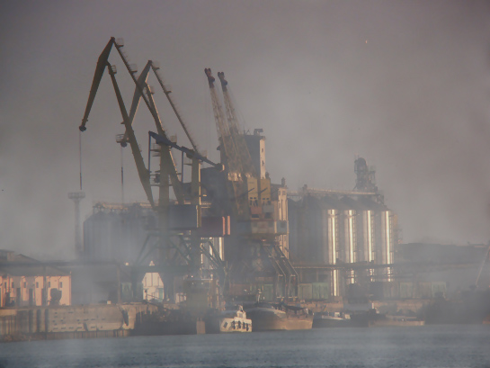 Грузооборот Ренийского морского порта за 11 месяцев