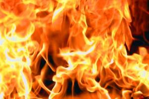 Измаил: МЧС спасли монастырь от огня