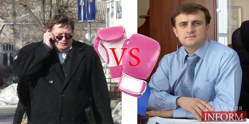 Пундик против Страшилина: кто кого?