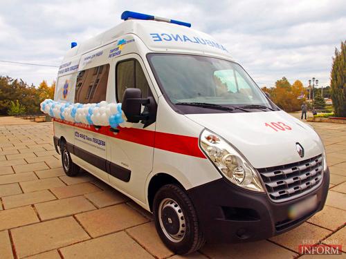 Саратский район: в с.Новосельское - новая амбулатория