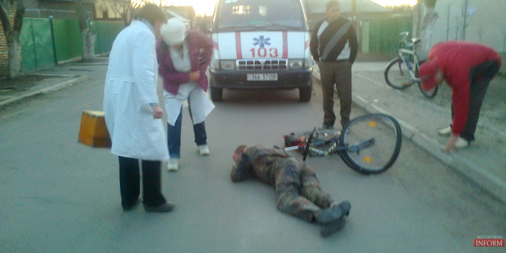 Полтергейст на измаильских дорогах - пострадавшие есть виновных нет (фото)