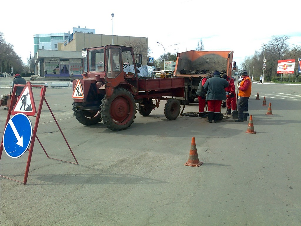 Измаил! Водители автотранспорта, будьте внимательны! (фото)