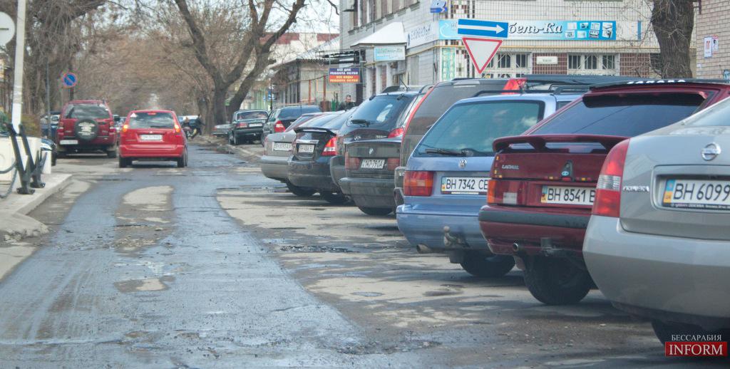 Парковка возле Измаильского Центрального рынка останется бесплатной