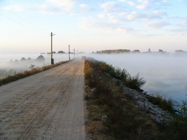 МЧС: 31 км. защитных Дунайских дамб находятся в аварийном состоянии