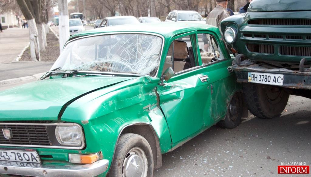 Измаил: столкнулись два гиганта советской эпохи.