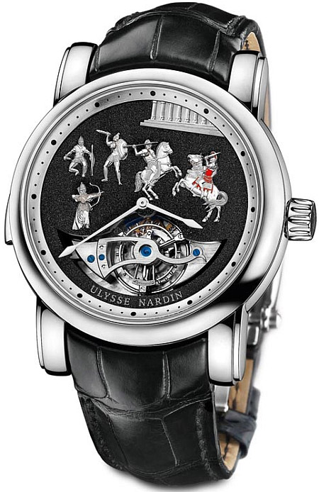 Депутат от Партии регионов носит часы за 5 000 000 гривен