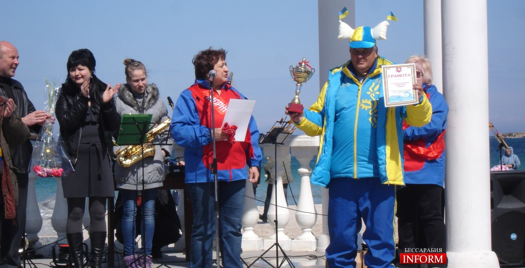 Два кубка привез в Измаил Иван Папушенко