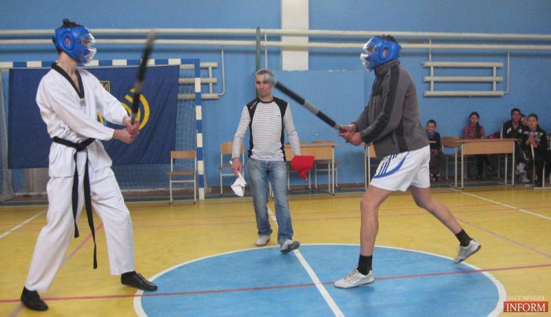 Чемпионат по прикладному фехтованию «Самурайский меч Катана» прошел в Измаиле