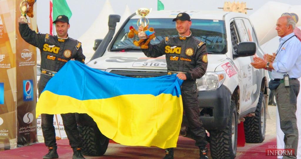 Итоги гонки в Катаре для SIXT UKRAINE - 1 место в классе Т2.2