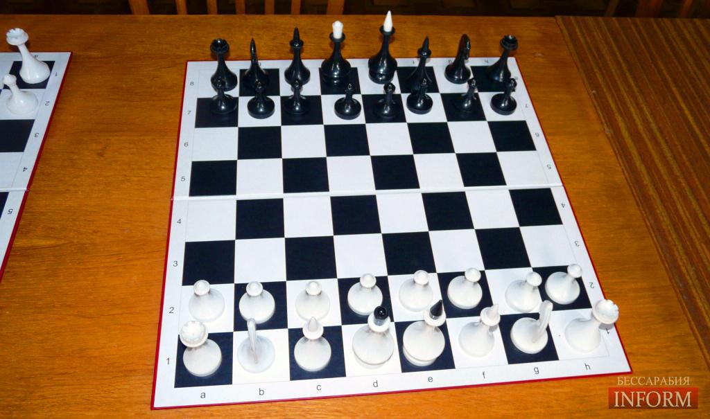 В Измаиле стартовал Х городской шахматный турнир