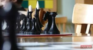 Измаил: Шахматный турнир в «Кафедре»