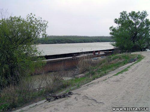Килия - излюбленое место рыбаков и семейного отдыха пустили на металлолом