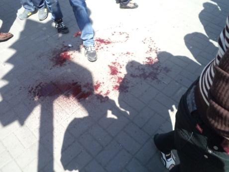 В Днепропетровске прогремели четыре взрыва. Есть раненные