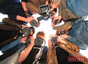 Журналистов не пускают в Верховную Раду