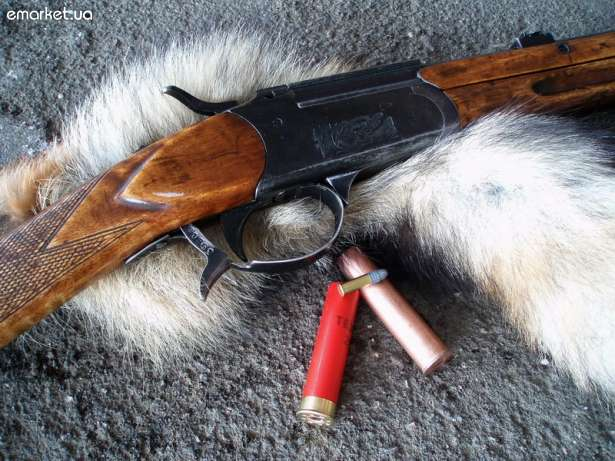 В Измаиле гражданин добровольно сдал нарезное оружие