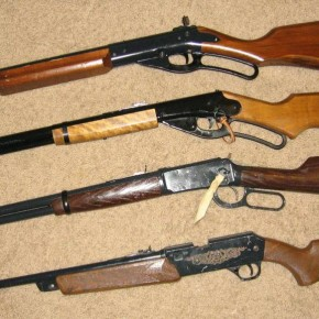 У жителя Болграда нашли переделанную винтовку